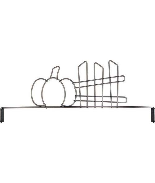 Ackfeld Header 12' Pumpkin & Fence