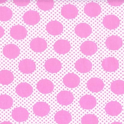 Michael Miller Adorable Dots Pink
