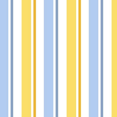 Quilting Treasures Minion Stripe Blue