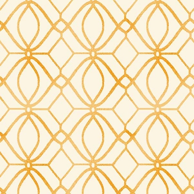 Quilting Treasures Diamond Geo Butterscotch
