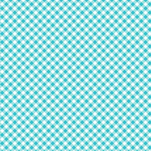 Northcott Bundle of Love Aqua Check 20993-63