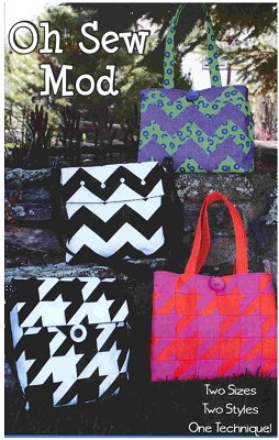 Oh Sew Mod Tote