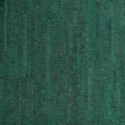 Cork Fabric 12 x 27 Emerald