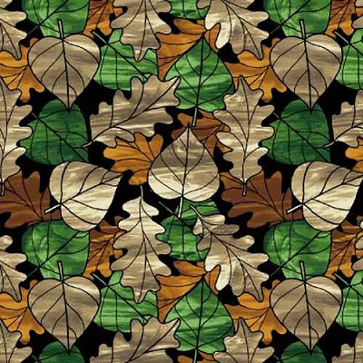 Studio e Mosaic Forest Leaves 4195-99