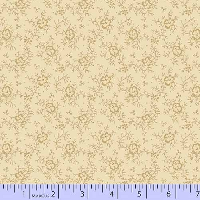 Bristle Creek Farmhouse Vines on Beige 8142-0142