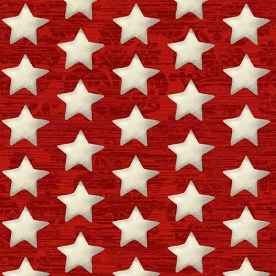America the Beautiful Red w/Stars 1465-88