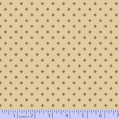 Bristle Creek Farmhouse Shirting Cream 7889-0190