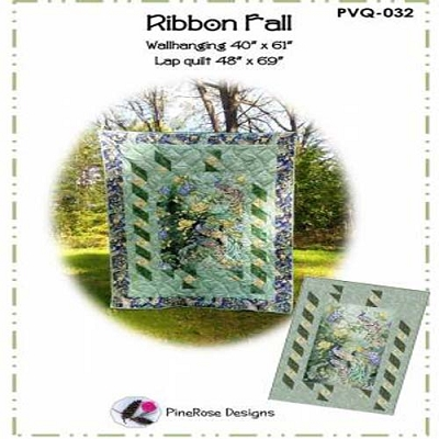 Ribbon Fall pattern
