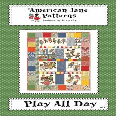 Play All Day pattern