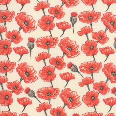 Moda Le Pavot Poppy Cloud 17972-11