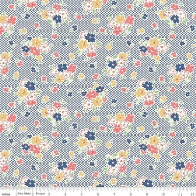 Farm Girl Vintage Main Denim C7870-DENIM Main print