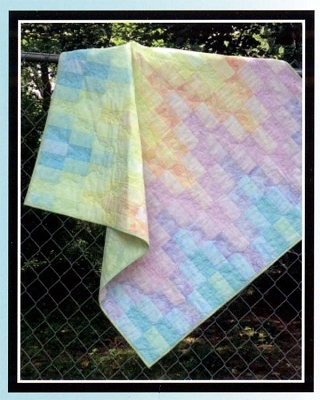 Baby Bargello Quilt Project Sheet