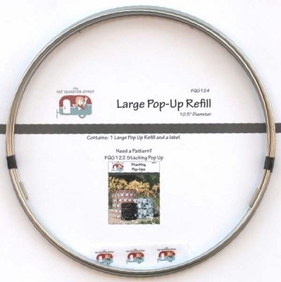 Pop Up refill 10 1/2 inch