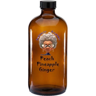 Peach Pineapple Ginger