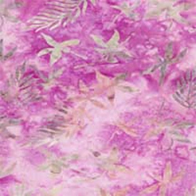 Timeless TreasuresTonga Batik Tea Rose