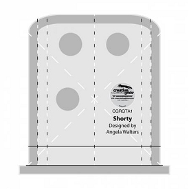 Creative Grids Machine Quilting Tool Shorty