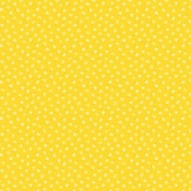 Wilington Prints 30's Yellow Tiny Flower
