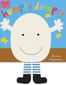 Humpty Dumpty Panel Book