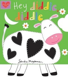 Hey Diddle Diddle Panel Book