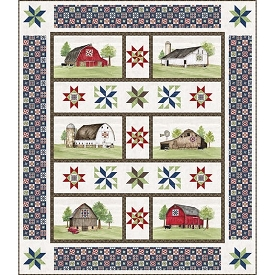 Barn Quilts Quilt Trail Kit