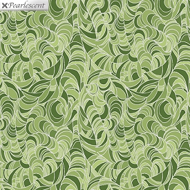 Benartex Lilyanne Ripple Green