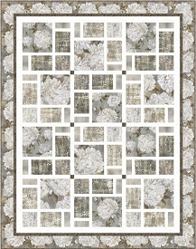 Ophelia Tiles Kit includes binding