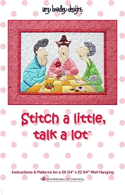 Stitch A little, Talk a Lot