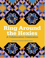 Ring Around the Hexies by Bonnie Hunter & Mickey Depre